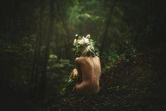 Facebook  Nature  TJ Drysdale  Model: Madeleine Acton
