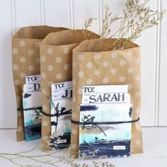 The Early Bird Gets the Bookworm Library Card Goodie Bags Project