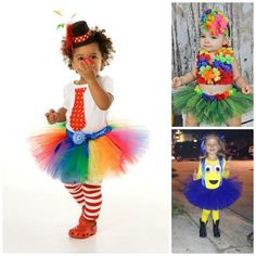 Family Costumes, Halloween Costumes, Diy Carnaval, Circus Clown, Clowning Around, Cosplay, Holidays And Events, Birthday Party Themes, Needlework