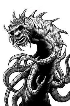 The Dungeon Dozen: Reaction Table: Underworld Godling