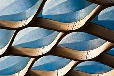 on something, zeroing: Angie McMonigal Studio Gang | Wood...
