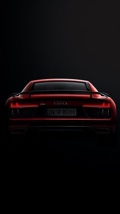 The most amazing supercar again on the market, the mighty Audi R8!