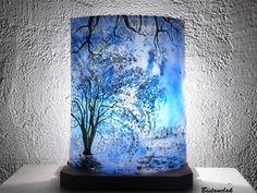 47 Meilleures Images Du Tableau Luminaire Peinture Sur Verre