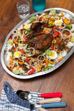 Yassa guinaar - yassa au poulet - Senecuisine - cuisine sénégalaise