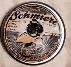 Rumble 59 • Schmiere • Mittel / Medium Pomade