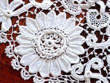 MyPicot   Free crochet patterns - Irish crochet - page has a few different patterns