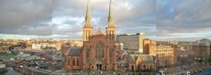 St Chads Cathedral, Queensway,Birmingham City Centre
