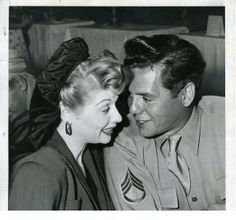 Lucille Ball and Desi Arnaz Picture - Photo of Lucille Ball and ...