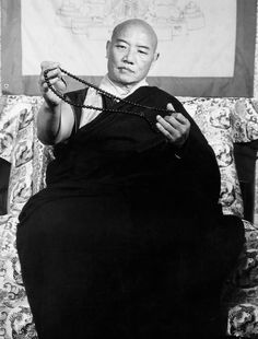HH 16th Karmapa in 1980 photo courtesy of Fraser Shein