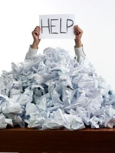 Organize Paper Clutter…… augh…so much paper to sift through! Tips for org… – office organization at work cubicle Organizing Paperwork, Paper Organization, Office Organization, Organising, Organizing Ideas, Organized Office, Organizing Services, Financial Organization, Organization Station