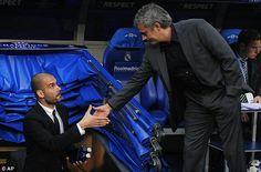 Pep guardiola and Jose M