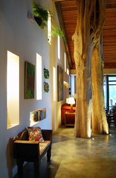 Lodge Volcan Poas - Carazo Architects
