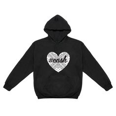 #Cash Hooded Sweatshirt - BLV Brands Give Me This For My Birthday! :)