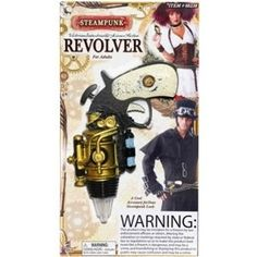 Amazon.com: Steampunk Revolver: Clothing