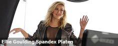 Voor de liefhebbers van #EllieGoulding en spandex. Ellie Goulding in spandex.
