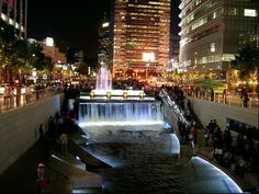 If you are going to visit Korea, then visit Seoul.Seoul,the capital city of Korea, is a buzz with an array of tourist attractions and entertainment options. Seoul Night, Great Places, Places To Visit, Visit Seoul, South Korea Travel, Urban Park, Seoul Korea, Koh Tao, Urban Landscape