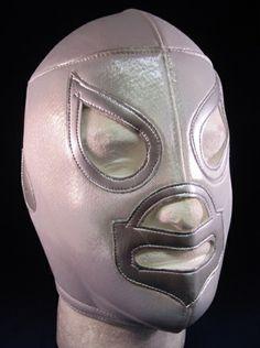 HIJO DEL SANTO Lucha Libre Wrestling Mask - luchador - wrestler -