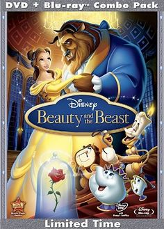 Walt Disney's Beauty and the Beast is a 1991 1991 animated musical movie that little girls and even big girls love to love.