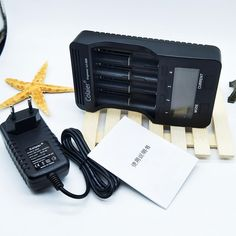 Colaier Lii-500 LCD 3.7V/1.2V AA/AAA 18650/26650/16340/14500/10440/18500 Battery Charger with screen  Lii500 charger