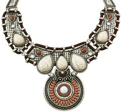 Necklace - Magnesit