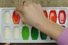 Recette de peinture à l'eau maison! Une recette non toxique, pour les petits!
