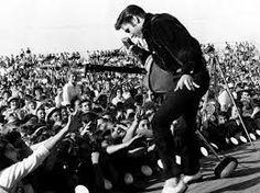 September 26, 1956  - Elvis In Concert -  Tupelo, Mississippi