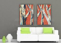 Extra Large Wall Art Long Artwork Giclee Canvas Print Long Modern Mesmerizing Large Artwork For Living Room Inspiration Design