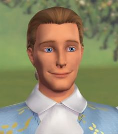 Julian from Barbie as The Princess and the Pauper