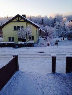 Winter in Klaipėda