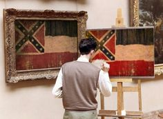 Mississippi flag Mississippi Flag, Painting, Art, Art Background, Painting Art, Kunst, Paintings, Performing Arts, Painted Canvas
