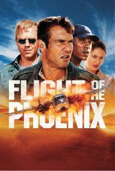 Movie Review: Flight of the Phoenix (2004)