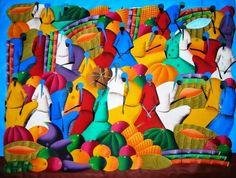 Cuadros Étnicos Africanos Imágenes | Imágenes Arte Temático