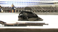 Undertaker's Ring Gear Ends Up At WrestleMania After-Party #News #WWE