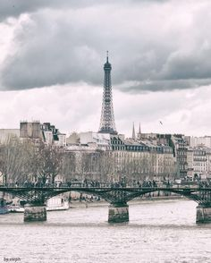 Stéphanie Le Lay is a talented self-taught photographer and explorer currently based in Paris, France. Paris City, Paris Street, Tour Eiffel, The Places Youll Go, Places To Visit, Pont Paris, Grand Paris, Travel Album, Paris Love