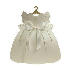 Silhouette Design Store - View Design #118610: first communion dress box