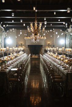 Lighting, decor, precision to detail