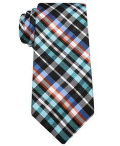 Ben Sherman Tie, Skinny Macdonald Plaid - Mens Ties - Macy's