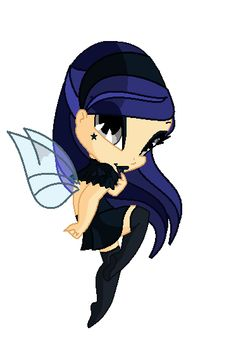 Starla - The Pixie of the Night by artemys94 on DeviantArt