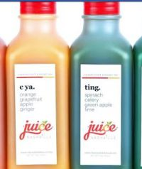 Mmmm... a juice shop in the Gulch? Count us in