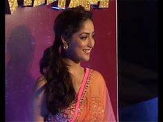 Yami Gautam STUNNING in TRANSPARENT SAREE.