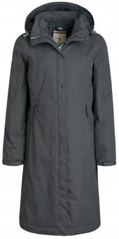 Seasalt Janelle Coat Peat #hanseheld #seasalt #regenjacke #regenmantel #fashion #mode