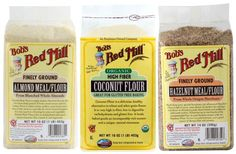 Visit our blog for a chance to win a gift set containing almond meal, hazelnut meal and coconut flour!  #glutenfree #giveaway #paleo