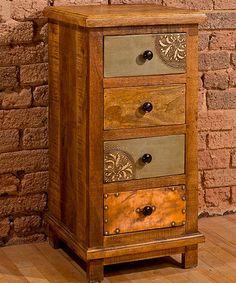 Love this Belina Four-Drawer Cabinet on #zulily! #zulilyfinds
