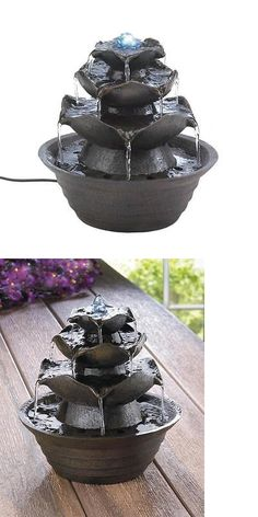 Indoor fountains 20569 lotus pond friendly frog tabletop fountain indoor fountains 20569 lotus tabletop water fountain buy it now only 4445 workwithnaturefo