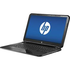 HP Pavilion Sleekbook 15-B142DX Laptop Notebook - AMD A6-4455M / 4GB DDR3 / 500GB HD / 15.6 LED / AMD Radeon HD 7500G / No Optical drive / Wireless LAN (802.11b/g/n) / Windows 8  #HP #PersonalComputer