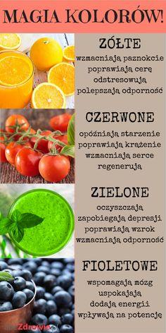 Czy wiesz, dlaczego czerwona papryka jest zdrowsza od żółtej lub zielonej? Nie bez powodu owoce i warzywa mają różne kolory. Barwa rośliny wskazuje na jej właściwości: witaminy, antyoksydanty, mikro- i makroelementy.   #warzywa #owoce #kolory #właściwości #zdrowie #dieta #fruits #vegetables #colors #healthy #diet #abcZdrowie