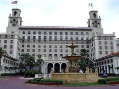 Up Close Shot Of The World Famous Breakers Hotel In Palm Beach Fl See Another Photo It On My Wpb Pb Board
