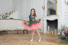 Sparkling fluffy baby dress with open back and bow, best outfit for girl birthday party, prom, cute short sequin and pink tulle girl dress Girls Christmas Dresses, Girls Dresses, Flower Girl Dresses, Prom Dresses, Tulle Dress, Sequin Dress, Pink Dress, Birthday Girl Dress, Birthday Dresses