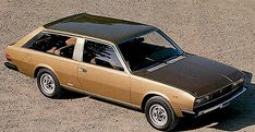 Fiat 130 Maremma (1975), derived from the Fiat 130 coupé and designed by Pininfarina.