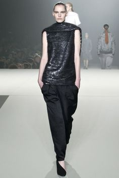 Alexander Wang 2013 New York Fashion Week